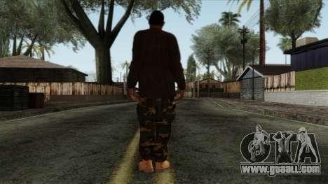 GTA 4 Skin 79 for GTA San Andreas second screenshot