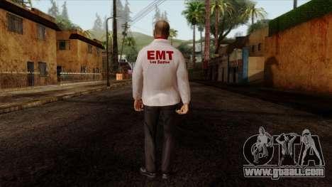 Doctor Skin 2 for GTA San Andreas second screenshot