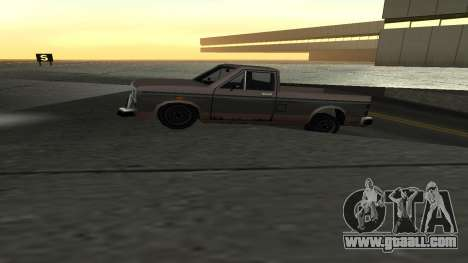 New physics machines for GTA San Andreas