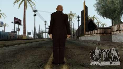 GTA 4 Skin 92 for GTA San Andreas second screenshot