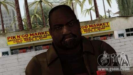 GTA 4 Skin 70 for GTA San Andreas third screenshot