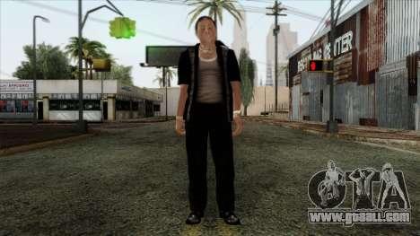 GTA 4 Skin 76 for GTA San Andreas