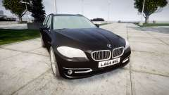 BMW 525d F11 2014 Facelift Civilian