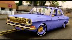 GAZ 24 Volga Lowrider La Riders