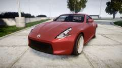Nissan 370Z Stance for GTA 4