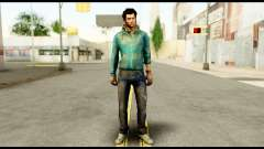 Ajay Ghale from Far Cry 4 for GTA San Andreas