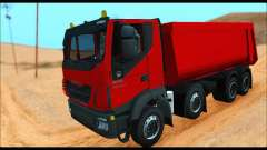 Iveco Trakker 2014 Tipper (IVF & ADD) for GTA San Andreas