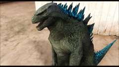Babyzilla 2014 (Godzilla) for GTA San Andreas