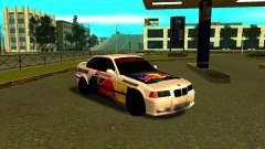 BMW M3 E36 RedBull for GTA San Andreas