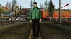 Police Skin 1 for GTA San Andreas