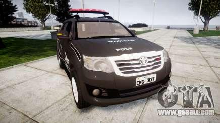 Toyota Hilux SW4 2015 ROTA [ELS] for GTA 4