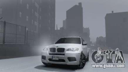 BMW X5M 2011 for GTA 4