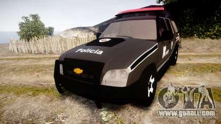 Chevrolet Blazer 2010 Rota Comando [ELS] for GTA 4