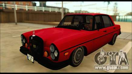 Mercedes 300SEL Air for GTA San Andreas