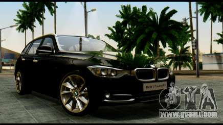 BMW 3 Touring F31 2013 1.0 for GTA San Andreas