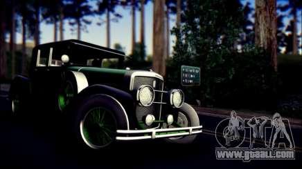 Albany Roosevelt (GTA V) for GTA San Andreas