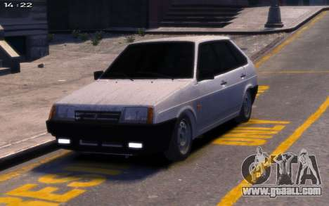 Lada 2109 for GTA 4