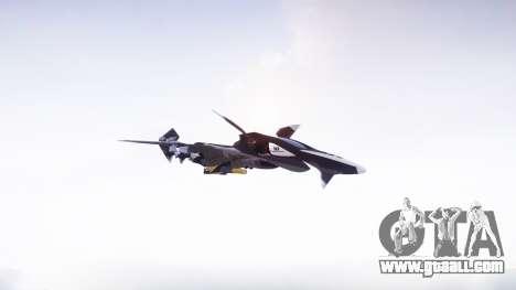 FFR-41MR Mave for GTA 4 back left view