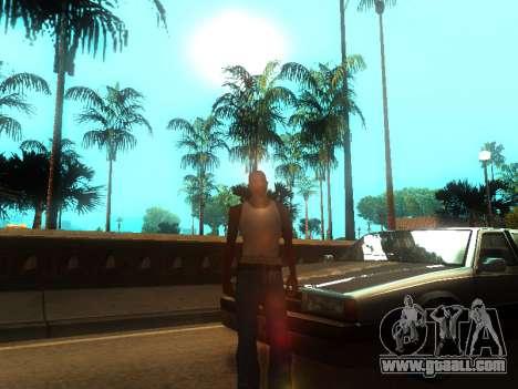 ENB by Dream v.03 for GTA San Andreas fifth screenshot