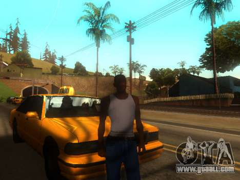 ENB by Dream v.03 for GTA San Andreas