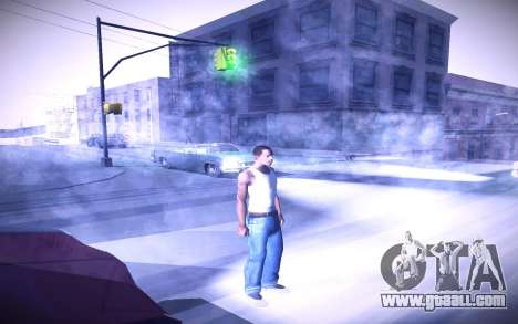 Sunny 2 ENBSeries for GTA San Andreas
