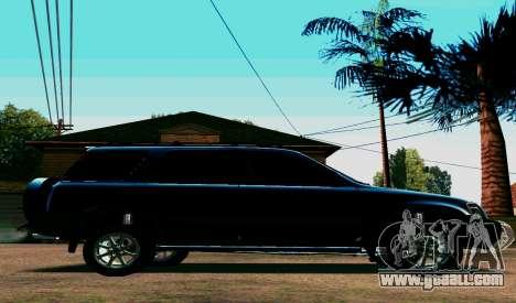 Honda CR-V for GTA San Andreas