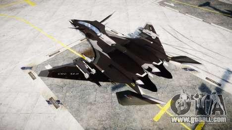 FFR-41MR Mave for GTA 4 left view