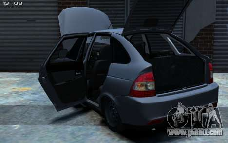 VAZ Priora 2172 for GTA 4
