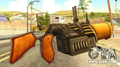 Grenade Launcher from Redneck Kentucky for GTA San Andreas second screenshot