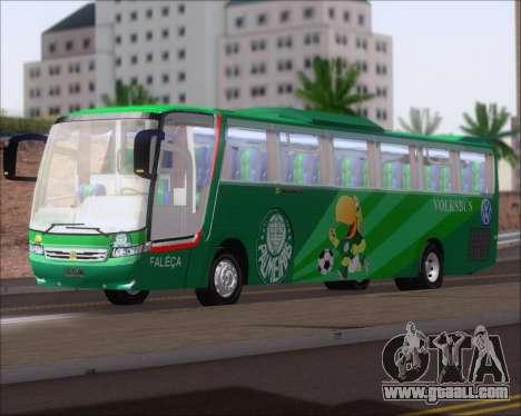 Busscar Vissta Buss LO Palmeiras for GTA San Andreas left view