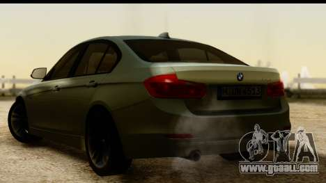 BMW 335i E92 2012 for GTA San Andreas