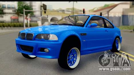BMW M3 Stance for GTA San Andreas