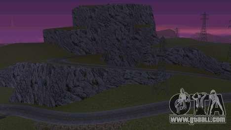 Greening the desert for GTA San Andreas second screenshot
