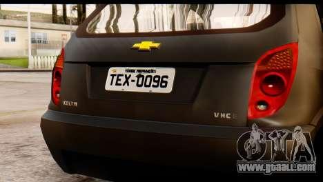 Chevrolet Celta for GTA San Andreas