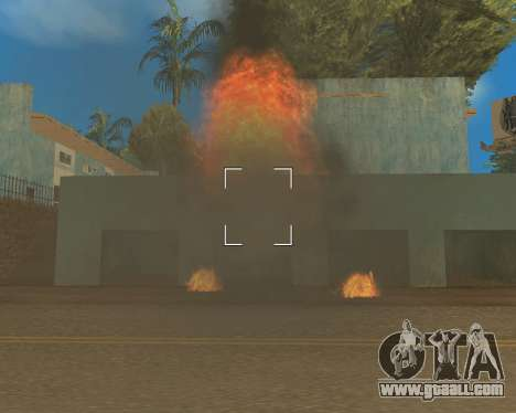 Effect Mod 2014 By Sombo for GTA San Andreas sixth screenshot