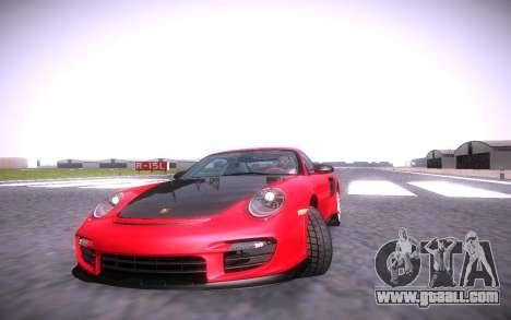 ENB infinity Beta Edition for GTA San Andreas fifth screenshot