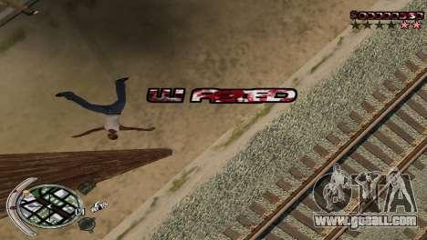С-HUD Terror for GTA San Andreas third screenshot