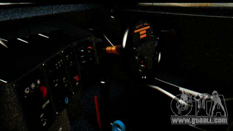 Lexus SC430 2008 for GTA San Andreas back view