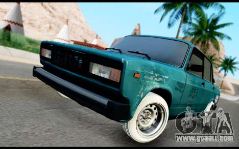 VAZ 2105 BC for GTA San Andreas