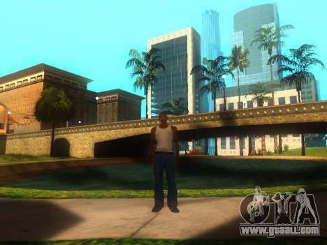 ENB by Dream v.03 for GTA San Andreas second screenshot