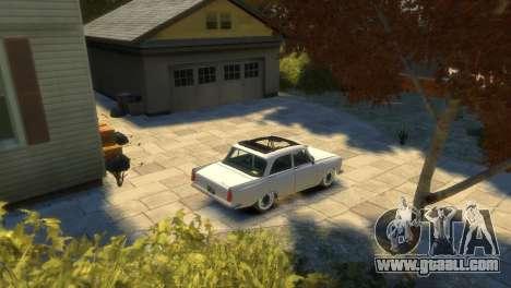Moskvich 412 for GTA 4