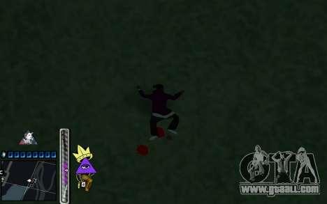 C-HUD Lite SWAG for GTA San Andreas forth screenshot