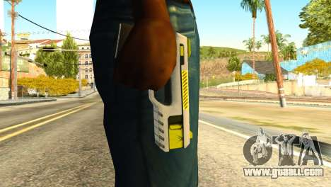 Stun Gun from GTA 5 for GTA San Andreas third screenshot