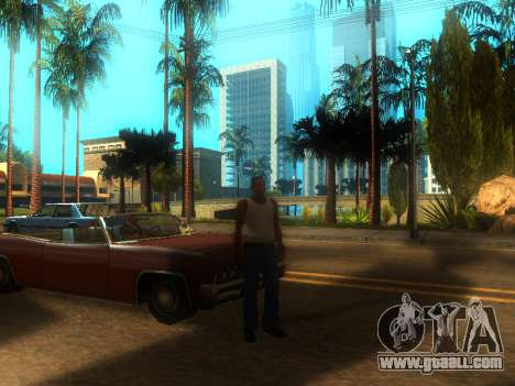 ENB by Dream v.03 for GTA San Andreas third screenshot