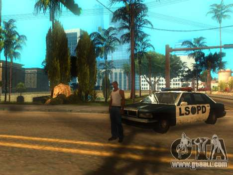 ENB by Dream v.03 for GTA San Andreas forth screenshot