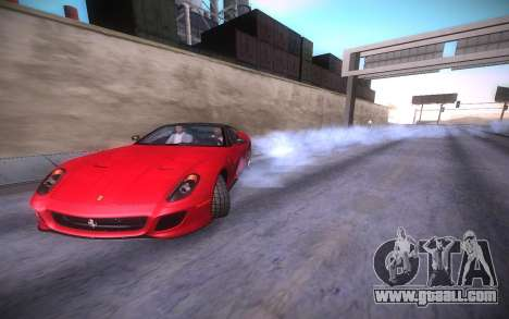ENB infinity Beta Edition for GTA San Andreas seventh screenshot