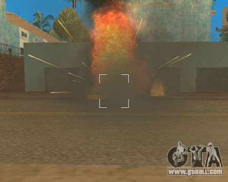 Effect Mod 2014 By Sombo for GTA San Andreas seventh screenshot
