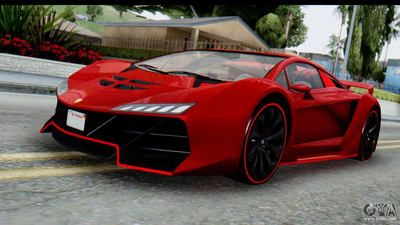 Gta  Cars Pics