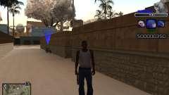 C-HUD Russia for GTA San Andreas