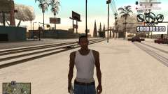 C-HUD Laden for GTA San Andreas